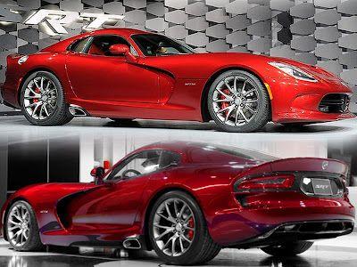 2013 Dodge Viper SRT GTS concept