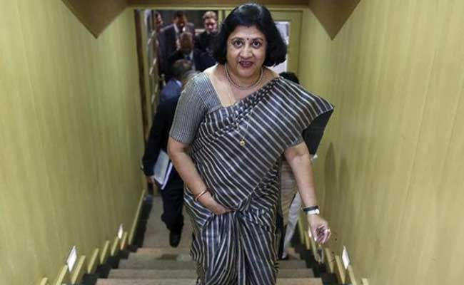 Arundhati Bhattacharya Gets Year-Long Extension As SBI Chief - NDTV #757LiveIN