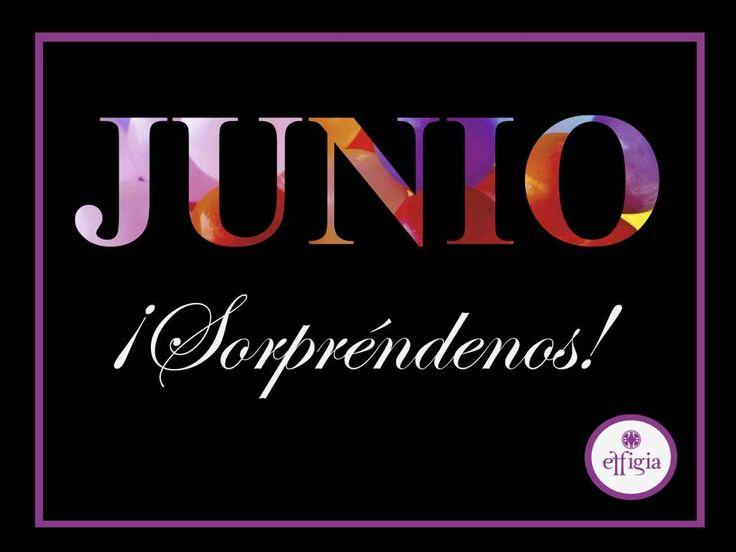 #Effigia te desea un excelente mes, sabemos que #Junio te va a sorprender.