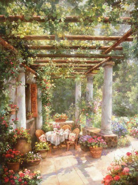 Resultado de imagem para garden