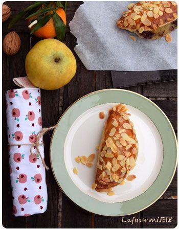 Chaussons aux pommes et raisins un nouveau goûter fait maison sur le blog ! #faitmaison #homemade #zerodechet