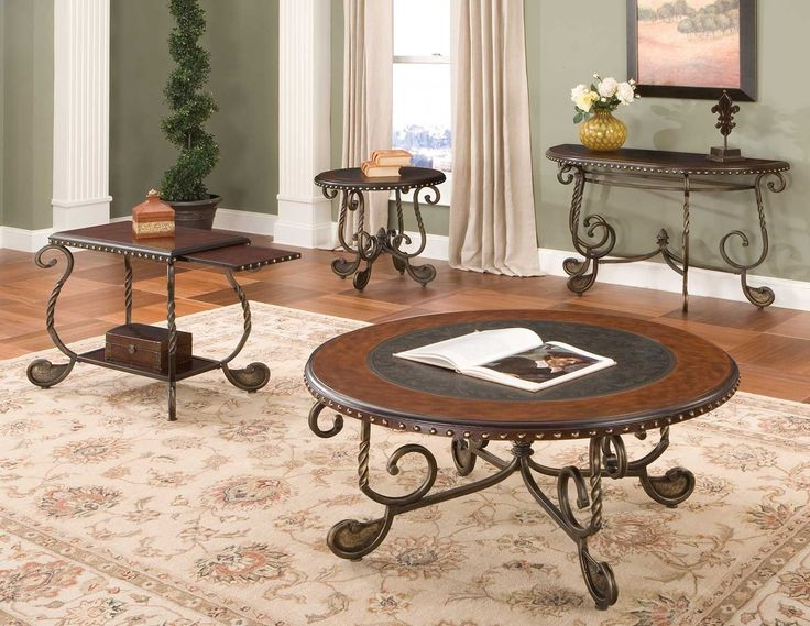 67 best Coffee & Accent Tables images on Pinterest   Coffee tables ...