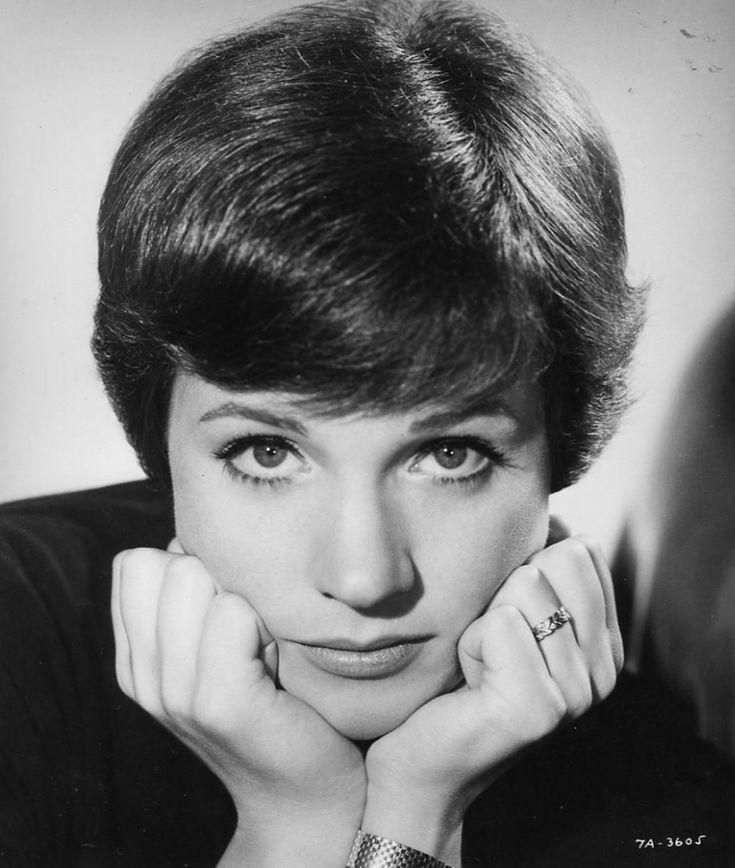 Absolutely stunning. Julie Andrews. <3
