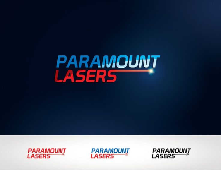 Create medical laser logo for paramount lasers by Sherwin Soy