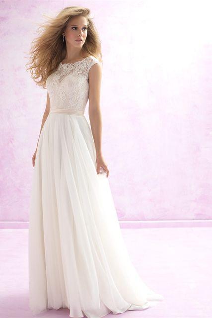 Wedding dress - Madison James 101