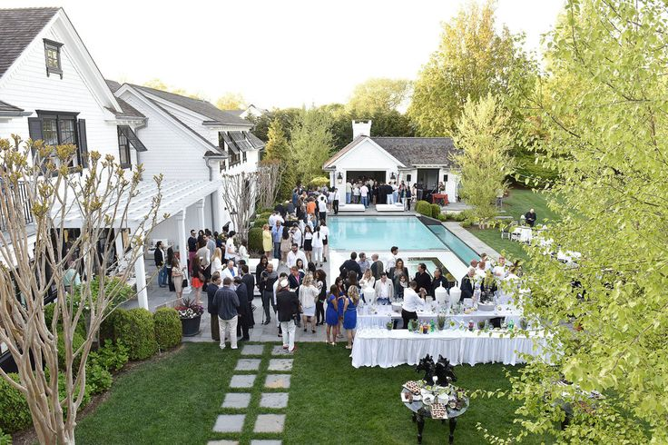Guide to the 2016 Hamptons Party Social Circuit - The New York Times