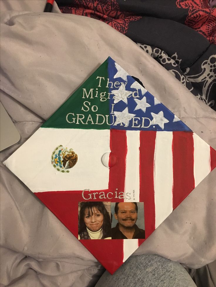 They Migrated So I Graduated Latino Mexican American