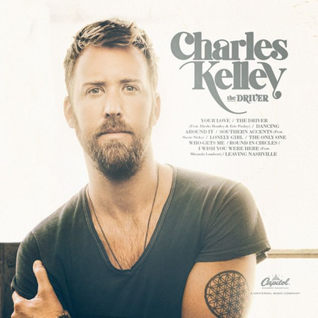 Pre-Order Charles Kelley's debut solo album 'The Driver' today! umgn.us/thedriver
