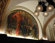 Auerbachs Keller Leipzig Germany, Goethe Inspiration for Faust