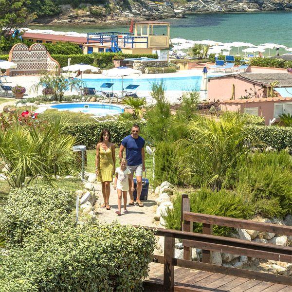 Site officiel - Hotel del Golfo Elba, Ile d'Elbe, Italy