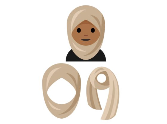 New emoji will include a woman with a headscarf Unicode, the controlling group behind the emojis populating our phones and computers, has been