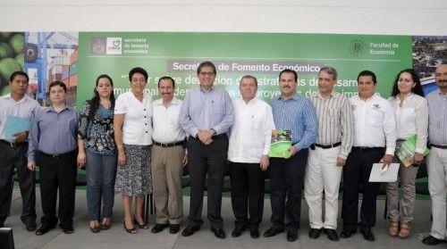 Universidad de Colima será parte de proyecto nacional de emprendedores