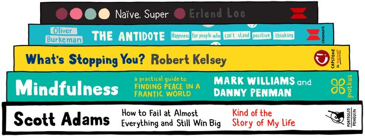 5 Self-Help Books That Might Actually Help