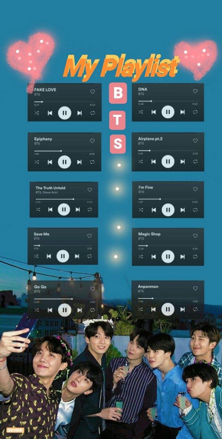 Song By Bts Lagu Musik Bts