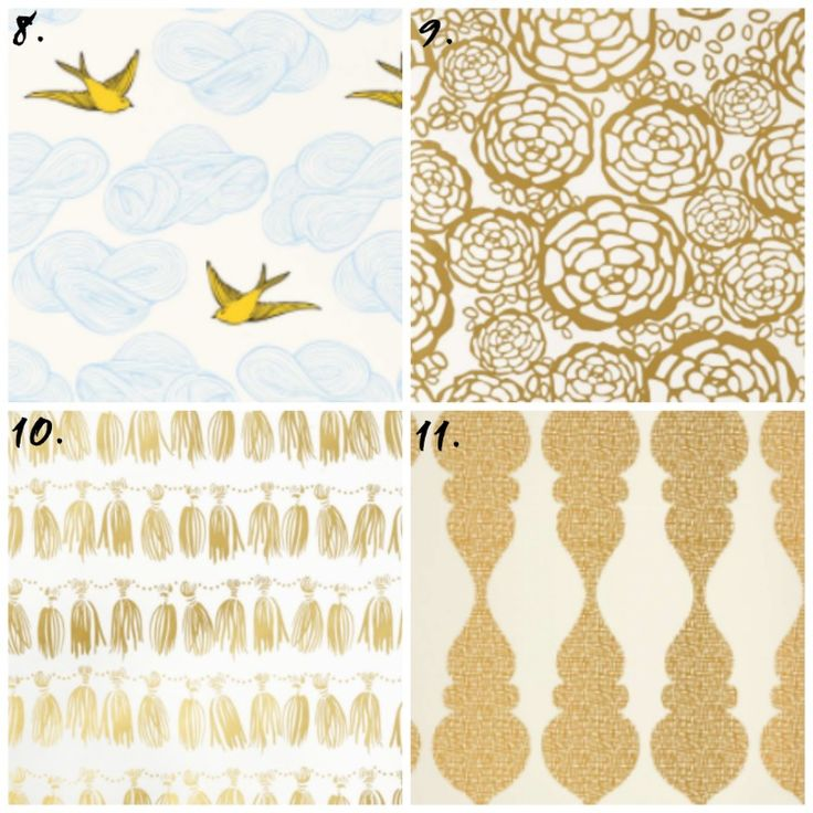 Hygge & West wallpaper. My favorite wallpaper prints from Hygge and West.