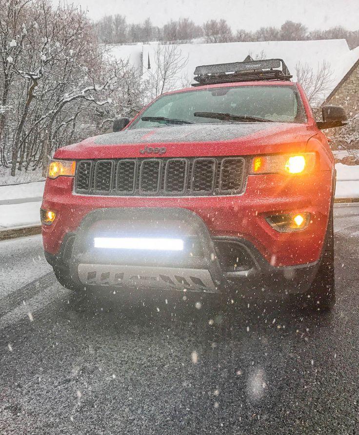 My 2017 Jeep Grand Cherokee TrailHawk  http://RobsWildlife.com