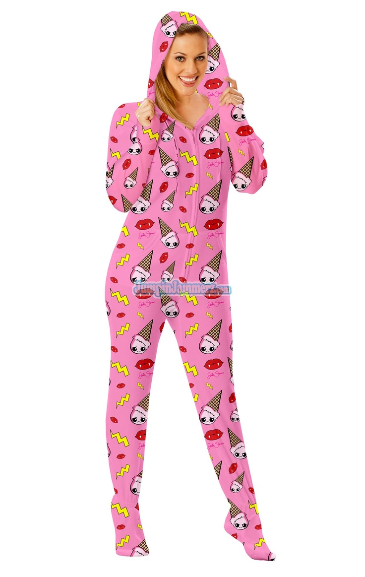 8 Best Feetie Pjs Images On Pinterest Pjs Pajamas And