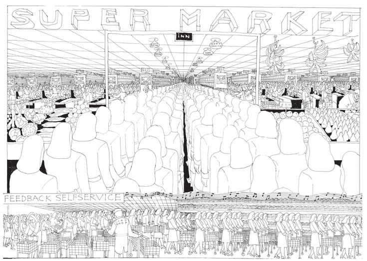The Machine is Calling by Chris Ware | NYR Daily | The New York Review of Books