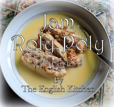Jam Roly Poly
