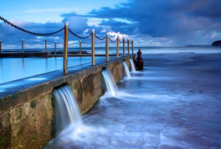 Gorgeous Mona Vale Beach.