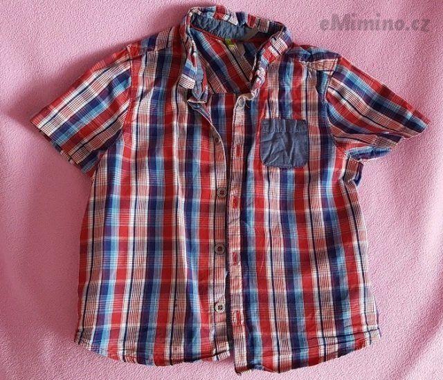 Bavlněná košile, 50 Kč - bazar, prodej - eMimino.cz