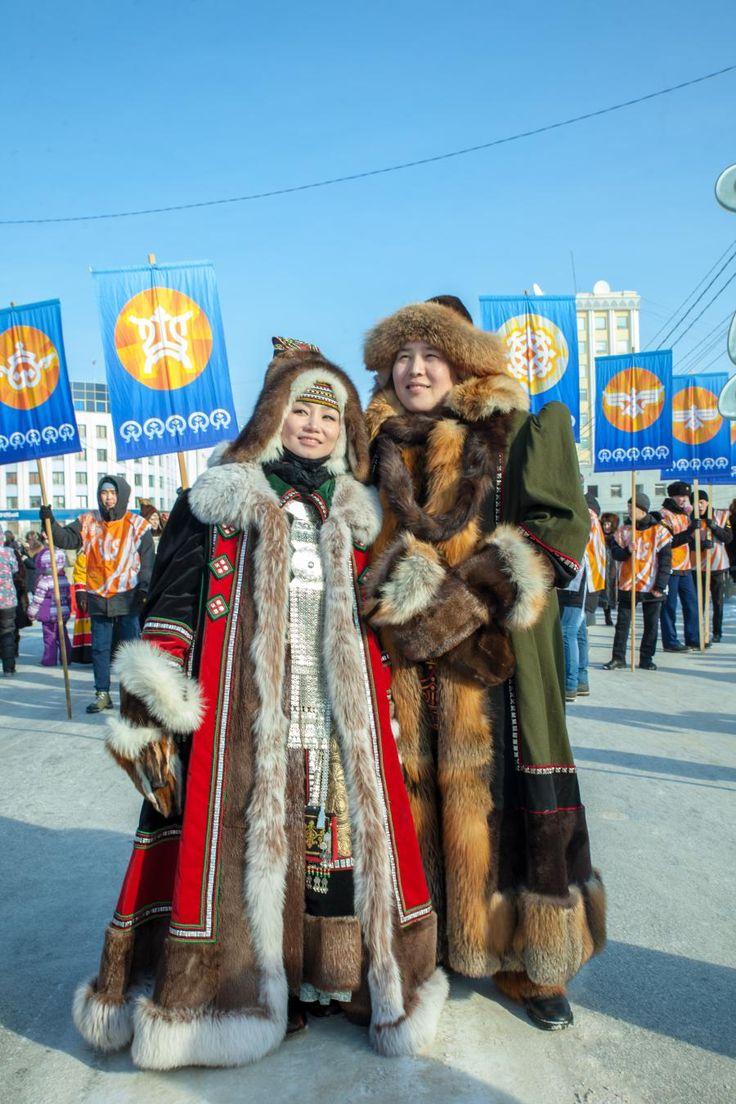 митинга всех якутская национальная одежда фото все данном