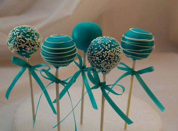 13 best Blue images on Pinterest Cakepops Cake pop and Blue cake pops