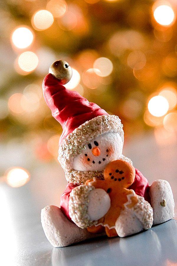 Noël / Bonhomme de neige.