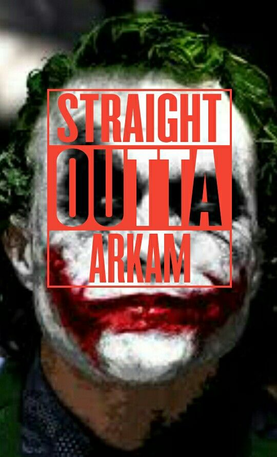 Straight Outta Arkam
