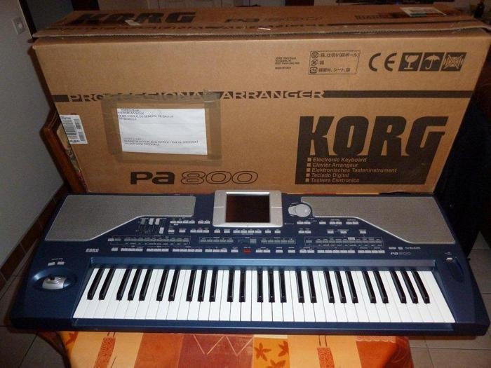 For Sale : Korg PA800 Pro Arranger ........ $500 for sale in Wirral. Used second hand Pianos & keyboards for sale in Wirral. For Sale : Korg PA800 Pro Arranger ........ $500 available on car boot sale in Wirral. Free ads on CarBootSaleMerseyside online car boot sale in Wirral - 15005
