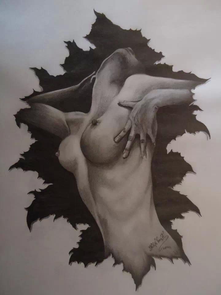 Creadores de arte desnudo