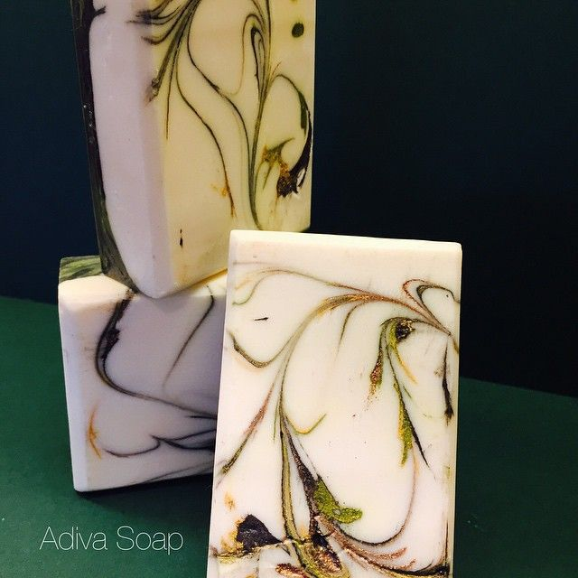 Cold Process Soap by Adiva Soap and Luxuries