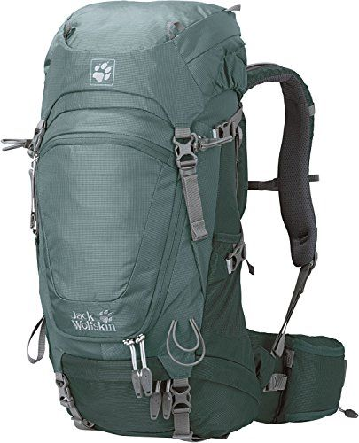 I just used this last weekend  Jack Wolfskin Highland Trail Rucksack, North Atlantic, 30 L follow this link click here http://bridgerguide.com/jack-wolfskin-highland-trail-rucksack-north-atlantic-30-l/ for much more detail about it. Thanks and please repin if you like it. :)