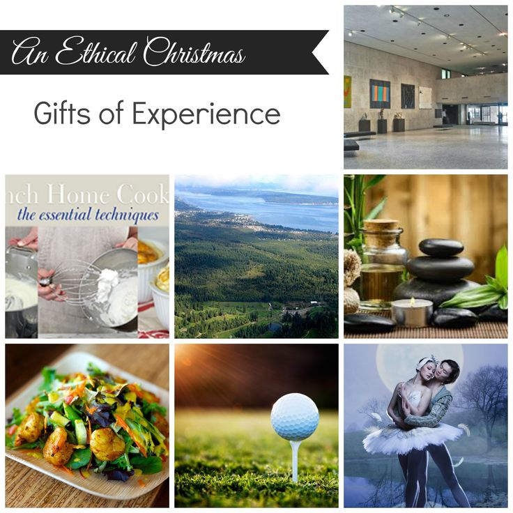 Gift your loved ones a new experience this Christmas.  Some of my favourite ideas, on the blog.