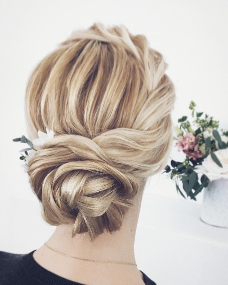 Wedding Updo Hairstyle To Inspire Your Big Day