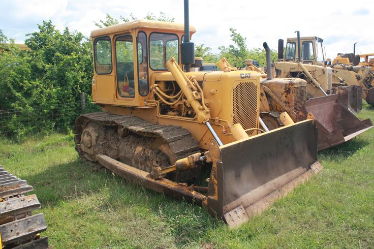 Antique Tractors Equipment : Best small dozers images on pinterest heavy