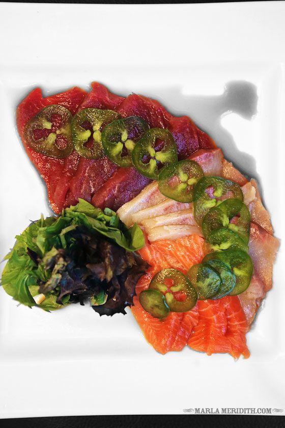 Sashimi Pescado Sushi Restaurant Telluride Colorado Travel