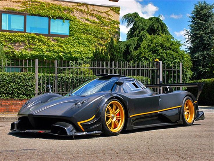 The Best Images About Pagani Zonda On Pinterest