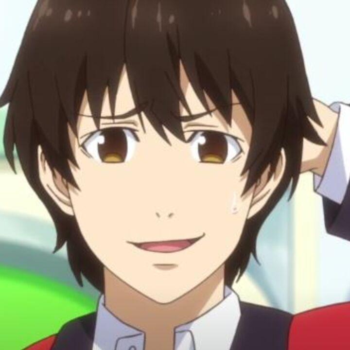 Ryota Suzui Kakegurui Wikia Fandom Personagens De Anime Anime Animes Wallpapers