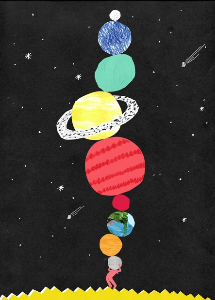 Solar System by Luke Best