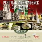 Peruvian Independence Day Miami Festival: http://www.soflanights.com/?p=81874