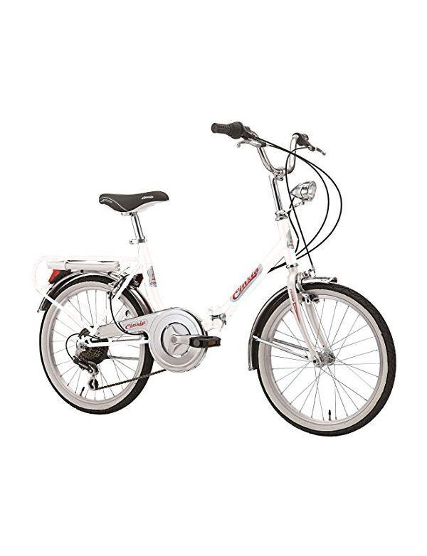 Bici da passeggio pieghevole, pratica e maneggevole, che consente di essere facilmente trasportata sui mezzi pubblici o in auto!  Disponibile in 3 differenti colorazioni, una più bella dell'altra 😍 Shop online ➡️ https://goo.gl/TAqVRN #ciclicinzia #bicicinzia #bicipieghevole #foldingbicycle #bicicletta #bici #bike #sport