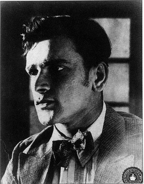 Prithviraj Kapoor portrait 1929