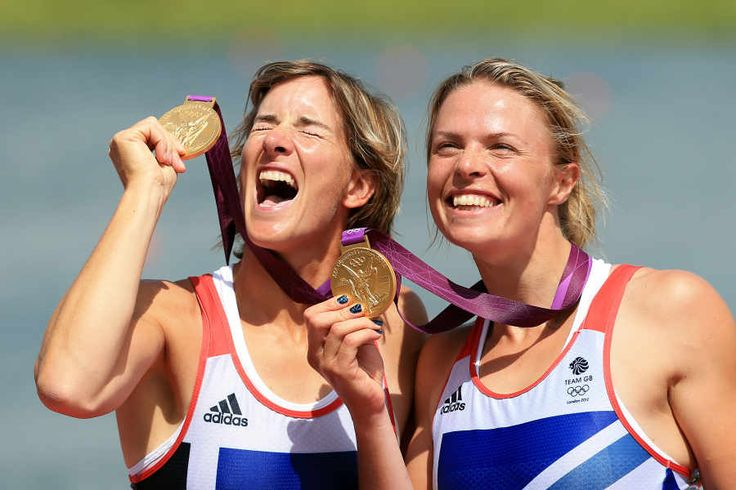 Rowing's Katherine Grainger wins Clare Balding's Olympic approval ...