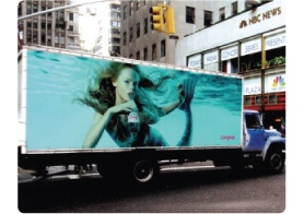 Vehicle Wrap Advertising - Vehicle and Fleet Graphics - MetroMedia Technologies