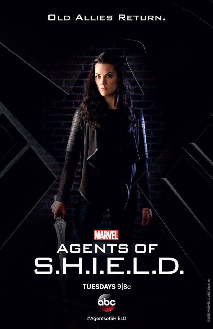 Постеры: Агенты «Щ.И.Т.»