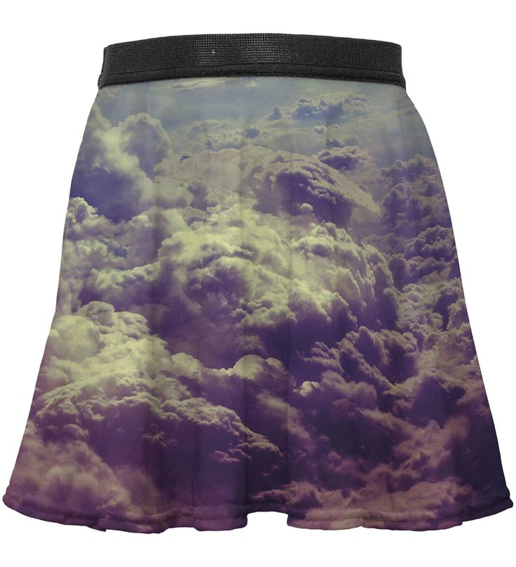 Clouds circle skirt for kids, Mr. GUGU & Miss GO
