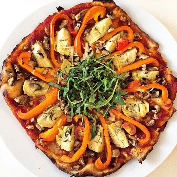 Meer dan 1000 ideeën over Artisjok Pizza op Pinterest - Spinazie ...