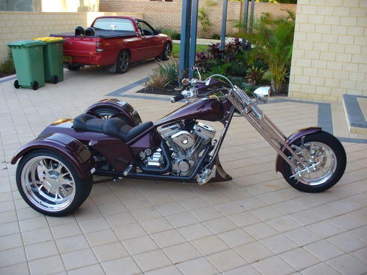 trikes   Custom Trikes Australia   Custom trikes, Trike ...