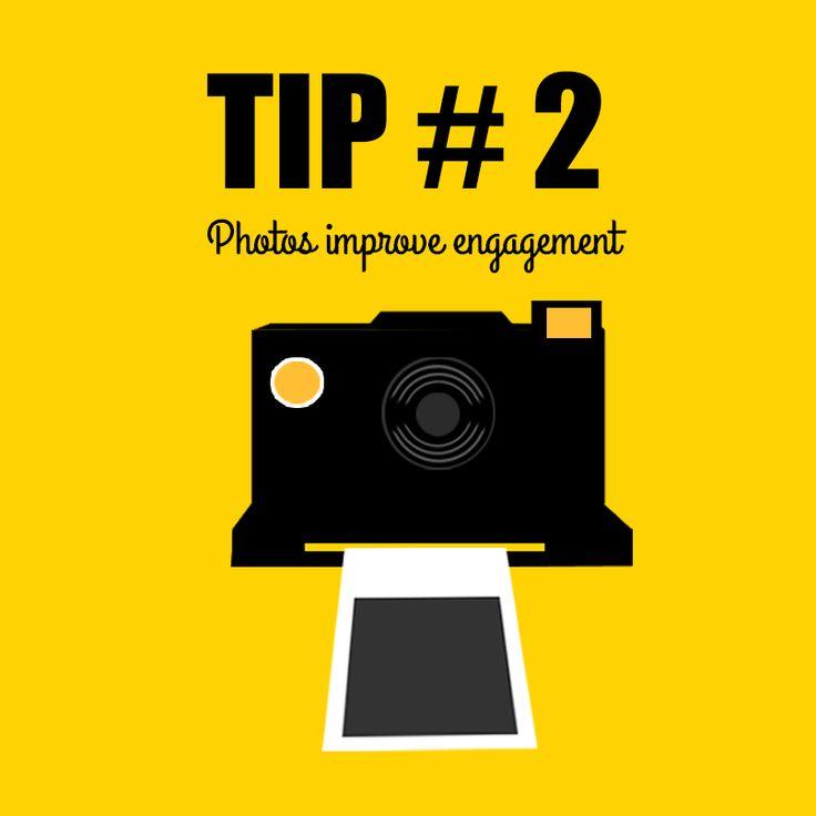 Tip #2: Put photos in your Tweets!